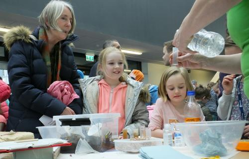Science Festival Family Day