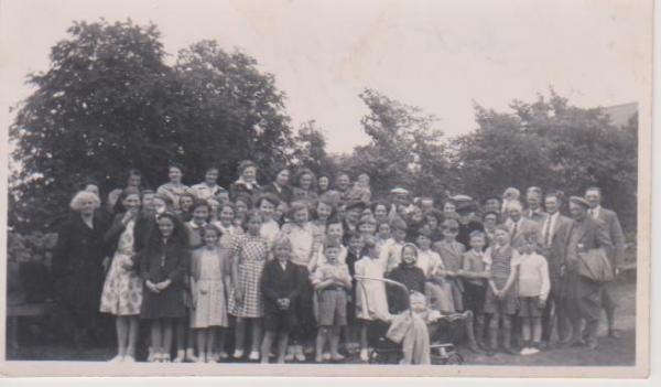 Sports day in Strath Halladale (1951)
